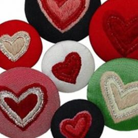 hearts in crafts